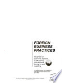 Foreign Business Practices