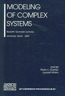 Modeling of Complex Systems