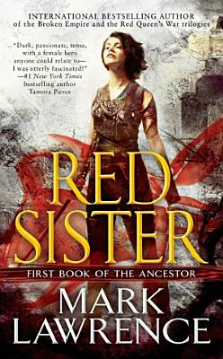 Book cover of 'Red Sister' by Mark Lawrence