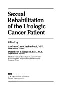 Sexual Rehabilitation of the Urologic Cancer Patient Book