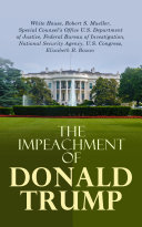 Pdf The Impeachment of Donald Trump