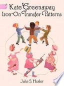 Kate Greenaway Iron On Transfer Patterns