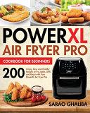 PowerXL Air Fryer Pro Cookbook for Beginners