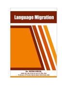 LANGUAGE MIGRATION