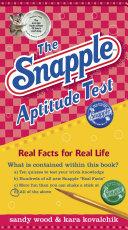The Snapple Aptitude Test ebook