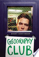 Geography Club Brent Hartinger Cover