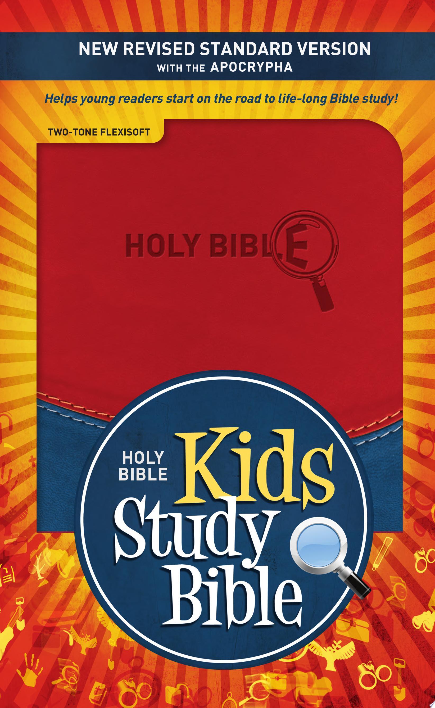 Kids Study Bible NRSV