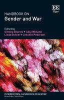 Pdf Handbook on Gender and War Telecharger
