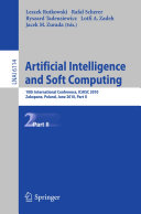 Artificial Intelligence and Soft Computing  Part II