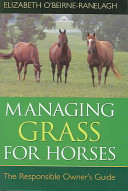 Managing Grass for Horses Book