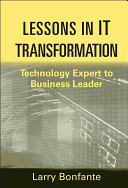 Lessons in IT Transformation Book
