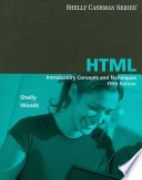 HTML: Introductory Concepts and Techniques