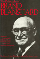 The Philosophy of Brand Blanshard