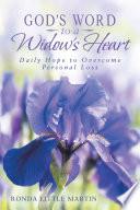 God S Word To A Widow S Heart