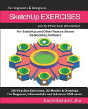 SketchUp EXERCISES