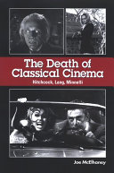 Death of Classical Cinema  The