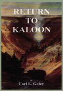 Return to Kaloon