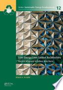Low Energy Low Carbon Architecture