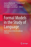 Formal Models in the Study of Language