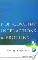 Non-covalent Interactions In Proteins