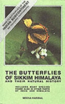 Butterflies Of Sikkim Himalaya And Their Natural History Book PDF