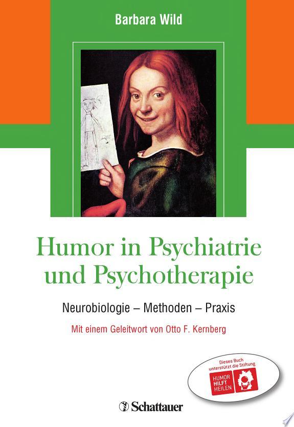 Humor in Psychiatrie und Psychotherapie