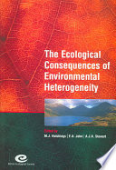 The Ecological Consequences of Environmental Heterogeneity Book