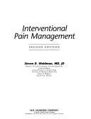 Interventional Pain Management Book