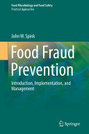 Food Fraud Prevention Pdf/ePub eBook