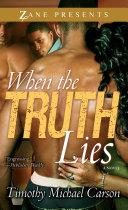 Pdf When the Truth Lies