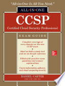 CCSP Certified Cloud Security Professional All in One Exam Guide Book