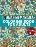 50 Amazing Mandalas Coloring Book For Adults