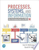 MyMISLab with Pearson EText --Access Card -- for Processes, Systems, and Information