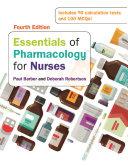 Essentials of Pharmacology for Nurses  4e