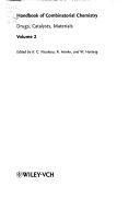 Handbook Of Combinatorial Chemistry Book PDF