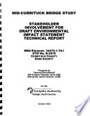 Mid-Currituck Bridge Study, Currituck and Dare Counties