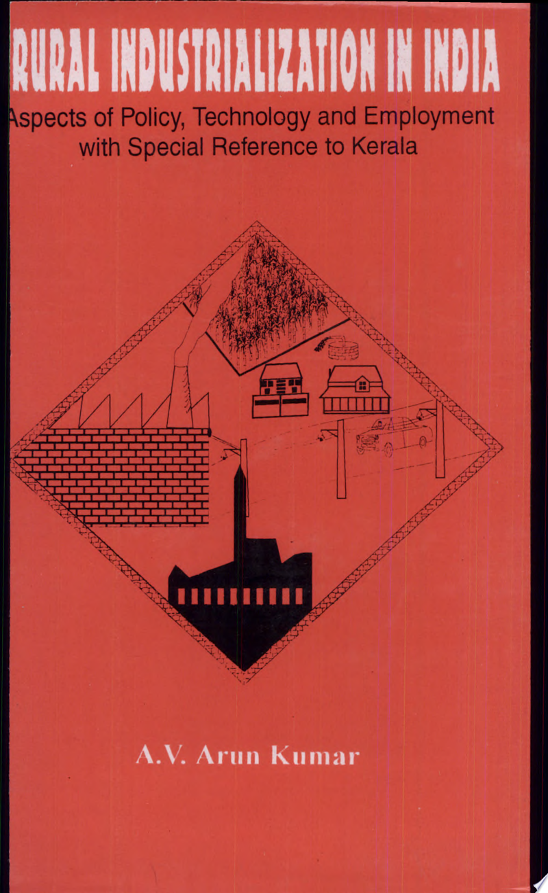 Rural Industrialization in India banner backdrop