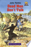 Books - Junior African Writers Series Lvl 4: Dead Men Dont Talk | ISBN 9780435892944
