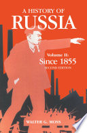 A History Of Russia Volume 2