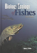 Biology and Ecology of Fishes