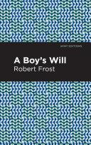 A Boy's Will Pdf/ePub eBook