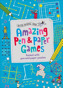 Amazing Pen and Paper Games
