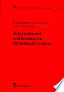 International Conference On Dynamical Systems