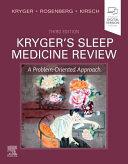 Kryger S Sleep Medicine Review Book PDF