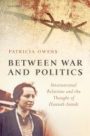 Between War and Politics