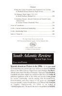 South Atlantic Review