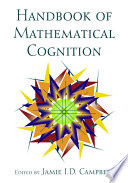 Handbook of Mathematical Cognition