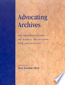 Advocating Archives