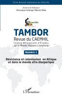 Résistance et colonisation en Afrique et dans le monde afro-diasporique Pdf/ePub eBook