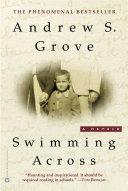 Swimming Across Book